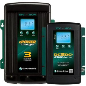 New DC2DC Plus Compact Size