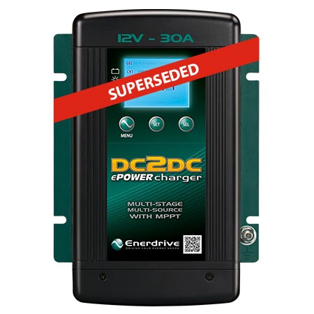 DC2DC Battery Charger
