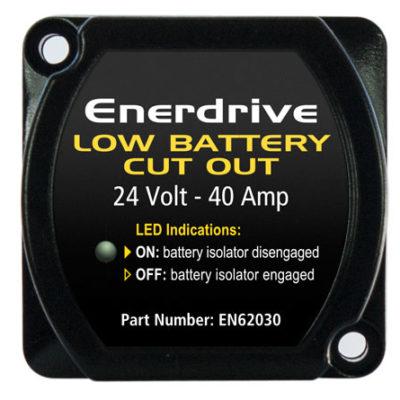 Low Battery Cutout 24V-40A