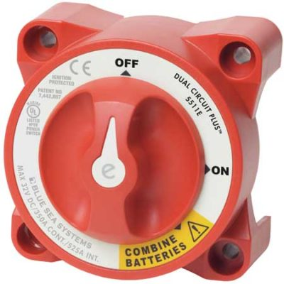 Battery Switch - 5511E