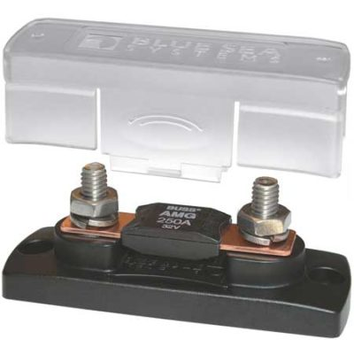 Fuse Block - 100-300A with Cover