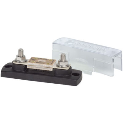 Fuse Block with Insulating Cover