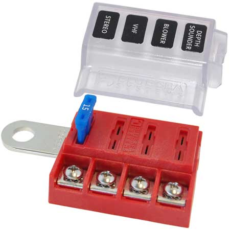 st blade battery terminal mount fuse block enerdrive pty ltdst blade battery terminal mount fuse block