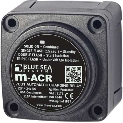 m-Series Automatic Charging Relay
