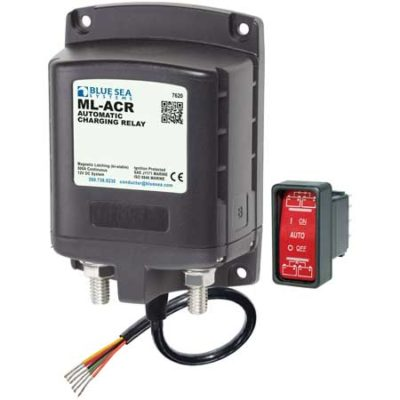 ACR Automatic Charging Relay