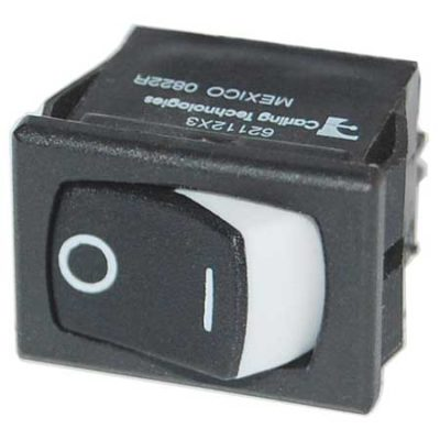 Rocker Switch SPST - ON-OFF