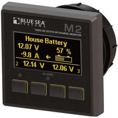 M2 DC SoC Monitor
