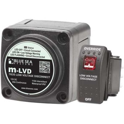 m-LVD Low Voltage Disconnect