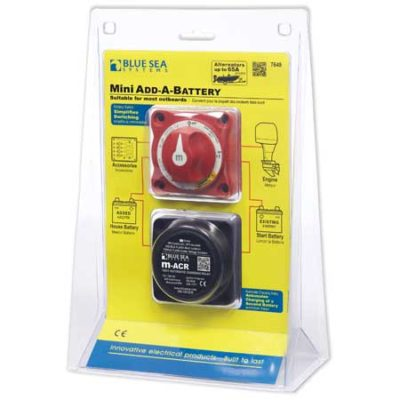 Mini Add-A-Battery Kit - 65A