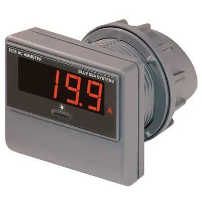 AC Digital Ammeter - 0 to 150A