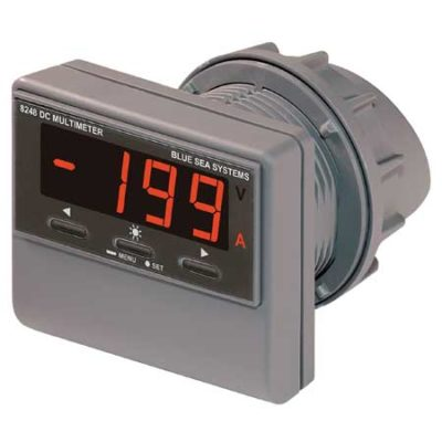 DC Digital Multi-Function Meter with Alarm