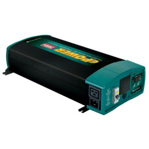 True Sine Wave Inverter with AC Transfer & Safety Switch Protection