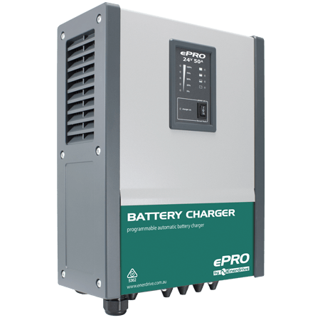 ePRO Battery Charger 24V 50A