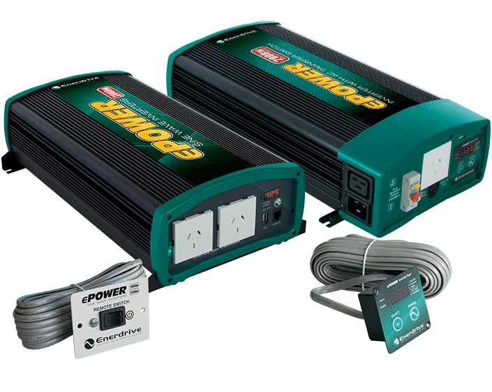 ePOWER True Sine Wave 2000W Inverters