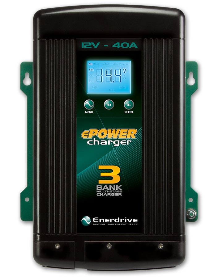 ePOWER 40A Battery Charger