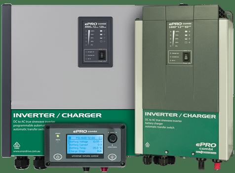 ePRO Inverter Charger