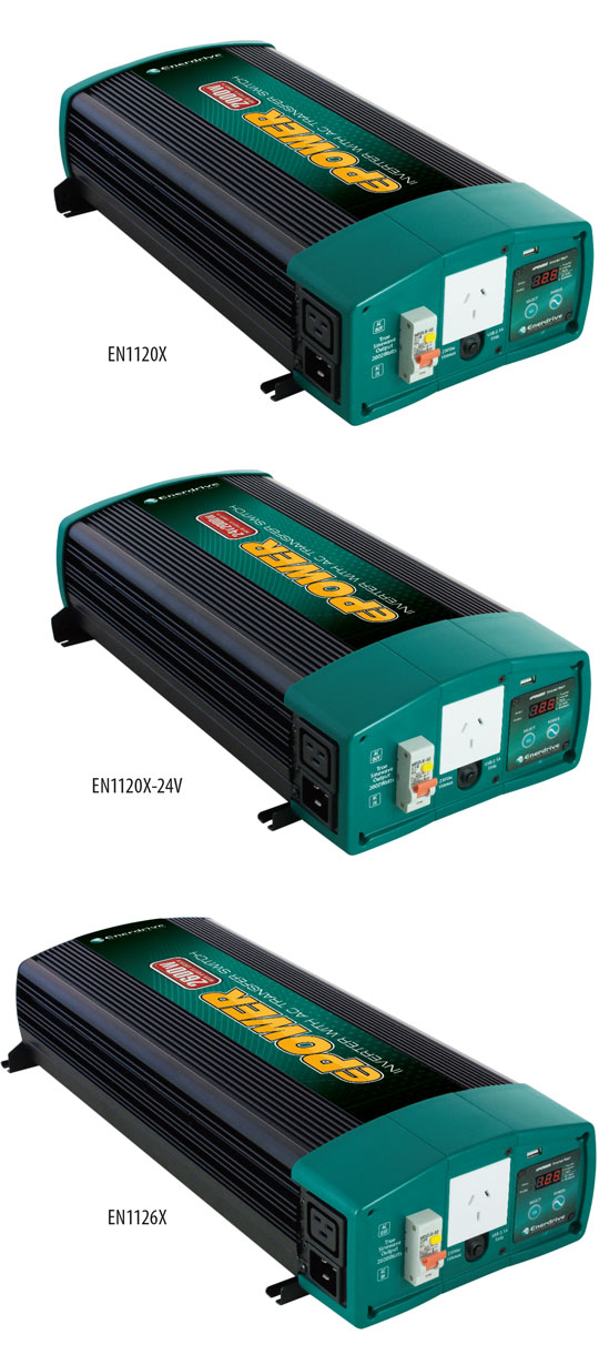 ePOWER True Sine Wave Inverters.