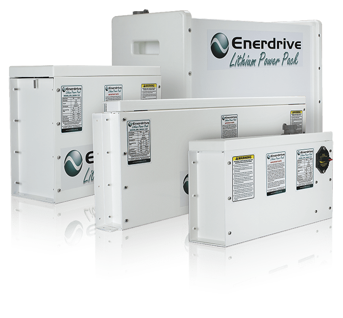 Enerdrive Lithium Battery Systems - Lithium Batteries.
