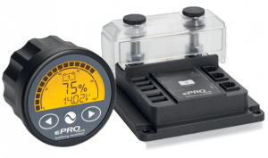 ePRO PLUS high precision battery monitor.
