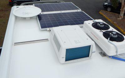 Flat v Angle Installation of Solar Panels