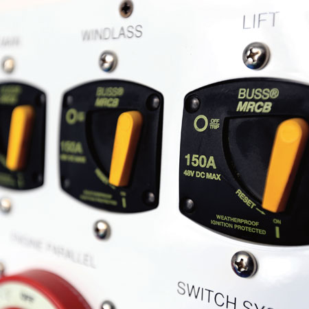 Blue Sea Systems Circuit Protection & Switches