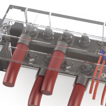 Blue Sea Systems Connectors & Insulators.