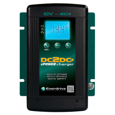 DC2DC Plus Battery Charger
