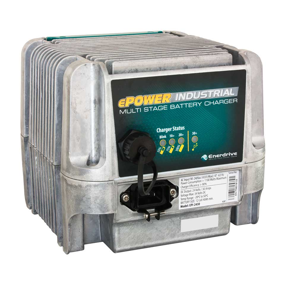 ePOWER Industrial Battery Charger
