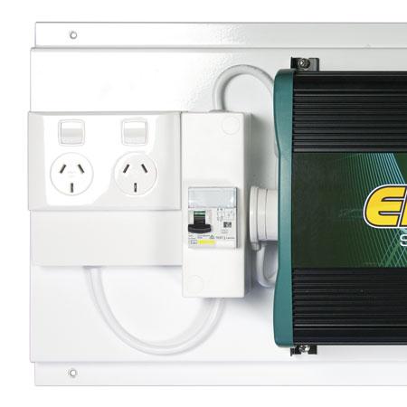 ePOWER Inverter Kit with RCD