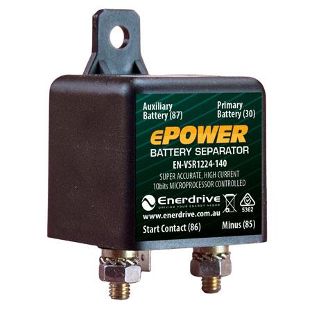 EN-VSR1224-140 Voltage Sensitive Relays